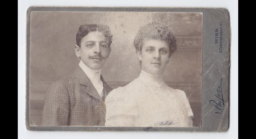 Fot. 4. Emma i Moriz Kral