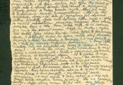 """Pokaż powiększenie powyżej: """"Miłość za drutami Majdanka"""". Odcinek 5. Grypsy pełne miłości. Historia Henryka i Teodozji Wieliczańskich"""