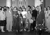 Show larger image above: I Międzynarodowe Triennale Sztuki, 9 maja 1985