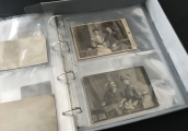 Show larger image above: The photographs after the conservation