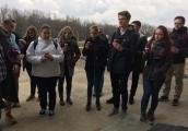 Pokaż powiększenie powyżej: Warsztaty historyczne dla niemieckich wolontariuszy z Bodelshausen