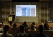 Pokaż powiększenie powyżej: Wykłady dla studentów Turystyki i rekreacji