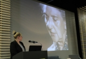 Show larger image above: All Souls' Day at Majdanek. Commemoration of Wanda Ossowska (1912–2001)