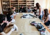 Pokaż powiększenie powyżej: Workcamp w Muzeum