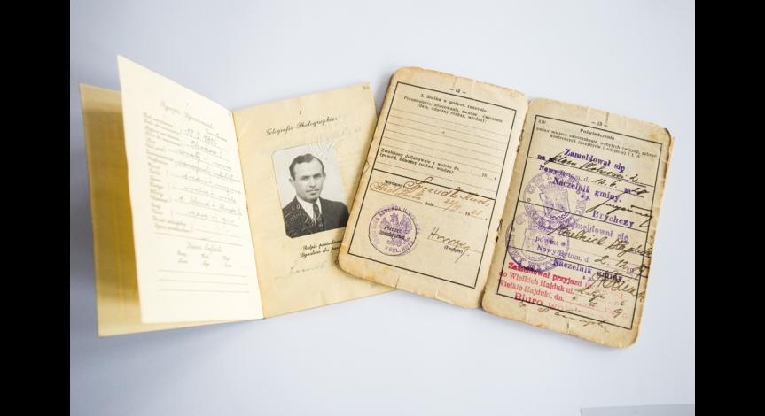 Powiększ obraz: Kurt Wojciech Szczudło. 76. rocznica śmierci w KL Lublin