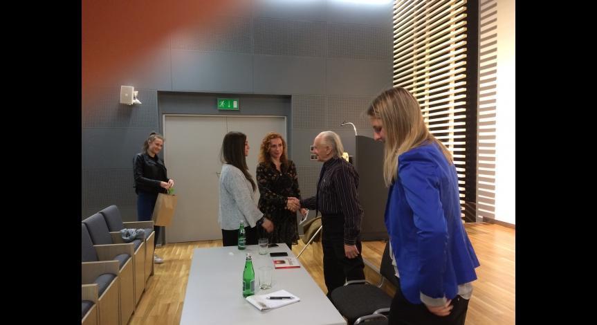 Powiększ obraz: Warsztaty dla polsko-niemieckiej młodzieży
