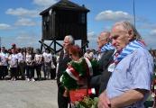 Pokaż powiększenie powyżej:  72. rocznica likwidacji obozu na Majdanku