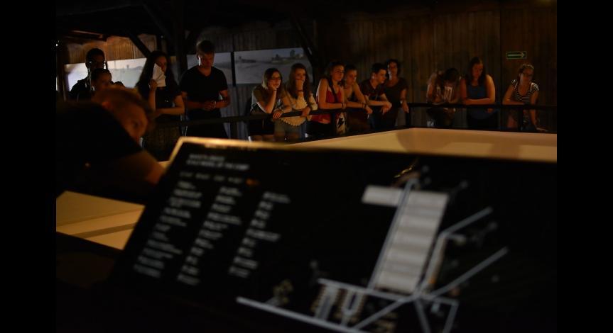 Powiększ obraz: Rosnąca frekwencja w Państwowym Muzeum na Majdanku