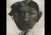 Pokaż powiększenie powyżej: Jacek Tybur, Moja mała Apokalipsa II, akwaforta,1990