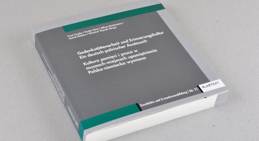Powiększ obraz: Kultura pamięci i praca w muzeach – miejscach upamiętnienia. Polsko-niemiecka wymiana