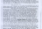 Pokaż powiększenie powyżej: Fot.16. List napisany przez Samuela Krala do Gertrud Felsenburg z d. Kral w maju 1946 r.