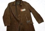 Pokaż powiększenie powyżej: Zakonserwowane tekstylia z obozu na Majdanku