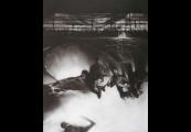Pokaż powiększenie powyżej: Maurice Pasternak, Horizontal 10, mezzotinta, 1993
