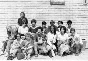 Show larger image above: Międzynarodowa grupa Ochotniczych Hufców Pracy, 9 sierpnia 1984