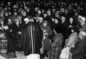 Show larger image above: Msza św. na Majdanku, 2 listopada 1983