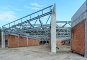 Pokaż powiększenie powyżej: Kolejny etap prac budowlanych w Sobiborze