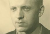 Pokaż powiększenie powyżej: Mieczysław Panz  - członek komanda Fahrbereitschaft