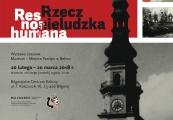 """Pokaż powiększenie powyżej: Wystawa """"Res non humana - rzecz nieludzka. Okupacja niemiecka Zamojszczyzny 1939-1944"""" w Biłgoraju"""