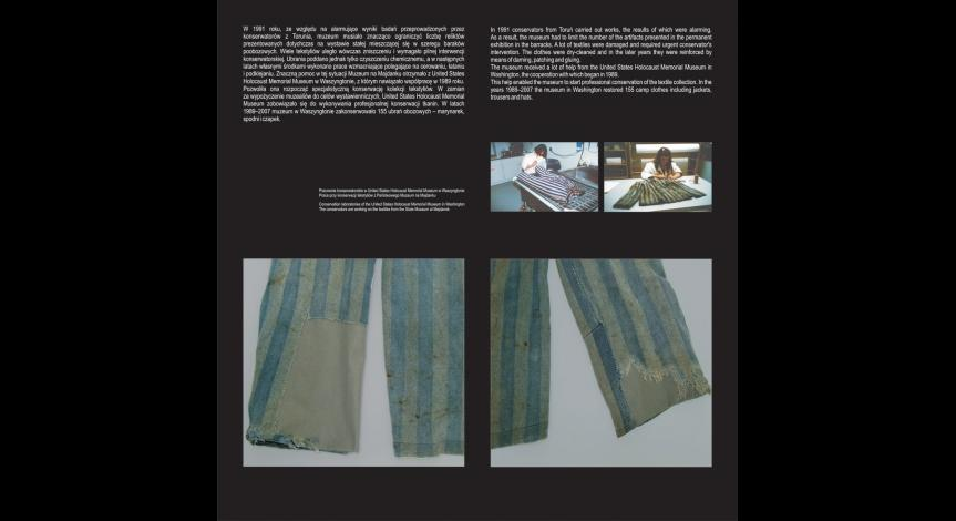 "Zoom image: Exhibition ""Evidence of Crime – Memory Deposits. The conservation-restoration of artifacts..."""