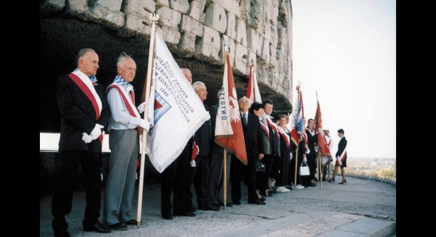 Powiększ obraz: Dni Majdanka, 2003