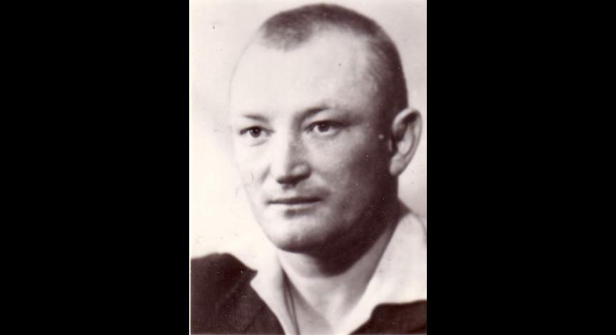 Zbigniew Porzeczkowski - członek komanda Fahrbereitschaft