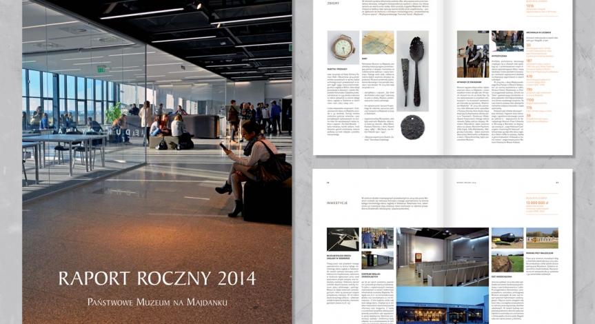 Powiększ obraz: Raport roczny 2014
