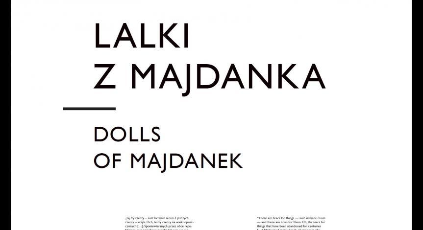 """Powiększ obraz: """"Lalki z Majdanka""""- wystawa fotograficzna Tal Shwartz"""