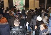 Pokaż powiększenie powyżej: Młodzież z siedmiu krajów spotkała się w Bełżcu