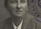 Pokaż powiększenie powyżej: Stefania Perzanowska, 1945