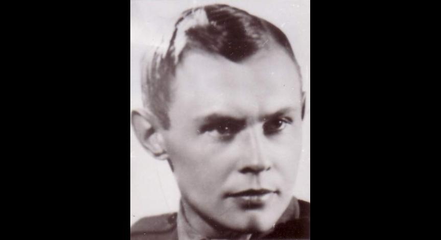 Powiększ obraz: Henryk Jerzy Szcześniewski ps. Żuraw
