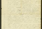 Pokaż powiększenie powyżej: Fot. 9. List Waltera Krala do Emmy i Moritza z 17 listopada 1941 r.