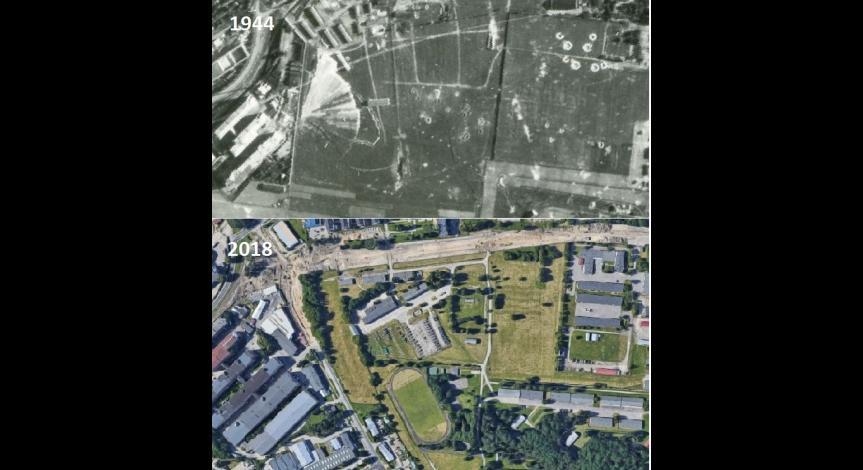 """Powiększ obraz: """"Naloty"""". Odcinek 5. Siły niemieckie i siły sowieckie"""
