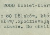 Pokaż powiększenie powyżej: Ewakuacja. Odcinek 7. Transport do KL Ravensbrück z 19 kwietnia 1944 r. – Kobiety