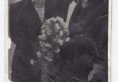 Pokaż powiększenie powyżej: Fot. 5. Gertrud i Kurt Felsenburgowie, 1938 r.