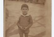 Pokaż powiększenie powyżej: Fot. 7. Walter Kral, kwiecień 1930 r.