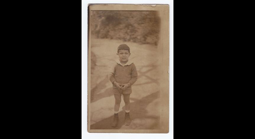 Fot. 7. Walter Kral, kwiecień 1930 r.