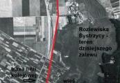 Pokaż powiększenie powyżej: Przemarsz kolumny więźniów przez Zemborzyce i miejsce ucieczki A. Burcana