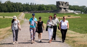 Guided tours without a reservation