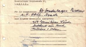 "Operation ""Reinhardt"" documents"