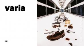 """Varia"" magazine on the permanent…"