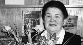 Zofia Leszczyńska (1926–2016)