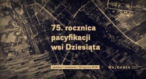 75. rocznica pacyfikacji wsi…