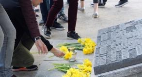 Obchody Dnia Pamięci o Holokauście…